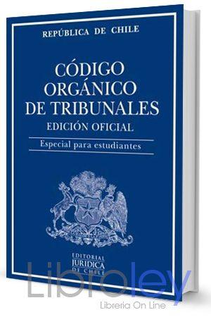 Código Orgánico de Tribunales