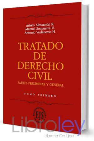 Tratado de derecho civil Partes preliminar y general 2 tomos