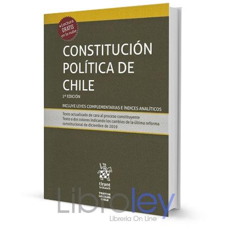 constitucion politica de chile tirant lo blanch 2da edicion