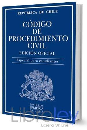 Código Procedimiento Civil 2021