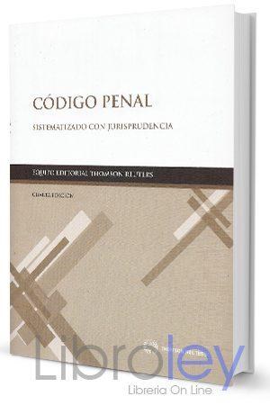 codigo-penal-sistematizado-jurisprudencia-thomson-reuters-2020